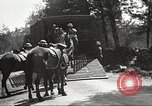 Image of 1st Cavalry Division Fort Oglethorpe Georgia USA, 1942, second 58 stock footage video 65675063111