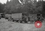 Image of 1st Cavalry Division Salem Oregon USA, 1942, second 24 stock footage video 65675063115