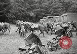 Image of 1st Cavalry Division Salem Oregon USA, 1942, second 50 stock footage video 65675063115