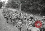 Image of 1st Cavalry Division Salem Oregon USA, 1942, second 55 stock footage video 65675063115