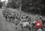 Image of 1st Cavalry Division Salem Oregon USA, 1942, second 56 stock footage video 65675063115