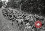 Image of 1st Cavalry Division Salem Oregon USA, 1942, second 57 stock footage video 65675063115