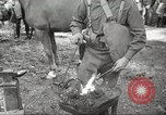Image of 1st Cavalry Division Salem Oregon USA, 1942, second 39 stock footage video 65675063116
