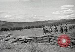 Image of 1st Cavalry Division Salem Oregon USA, 1942, second 18 stock footage video 65675063117