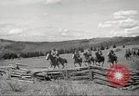 Image of 1st Cavalry Division Salem Oregon USA, 1942, second 19 stock footage video 65675063117