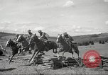 Image of 1st Cavalry Division Salem Oregon USA, 1942, second 21 stock footage video 65675063117