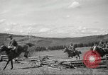 Image of 1st Cavalry Division Salem Oregon USA, 1942, second 24 stock footage video 65675063117
