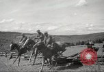 Image of 1st Cavalry Division Salem Oregon USA, 1942, second 28 stock footage video 65675063117