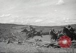 Image of 1st Cavalry Division Salem Oregon USA, 1942, second 29 stock footage video 65675063117
