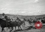 Image of 1st Cavalry Division Salem Oregon USA, 1942, second 30 stock footage video 65675063117