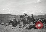 Image of 1st Cavalry Division Salem Oregon USA, 1942, second 40 stock footage video 65675063117