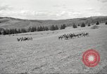 Image of 1st Cavalry Division Salem Oregon USA, 1942, second 6 stock footage video 65675063118