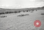 Image of 1st Cavalry Division Salem Oregon USA, 1942, second 7 stock footage video 65675063118