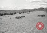 Image of 1st Cavalry Division Salem Oregon USA, 1942, second 9 stock footage video 65675063118