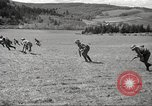 Image of 1st Cavalry Division Salem Oregon USA, 1942, second 19 stock footage video 65675063118