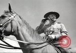 Image of 1st Cavalry Division Salem Oregon USA, 1942, second 25 stock footage video 65675063118
