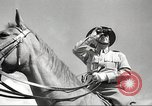 Image of 1st Cavalry Division Salem Oregon USA, 1942, second 27 stock footage video 65675063118