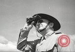 Image of 1st Cavalry Division Salem Oregon USA, 1942, second 34 stock footage video 65675063118