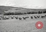 Image of 1st Cavalry Division Salem Oregon USA, 1942, second 51 stock footage video 65675063118