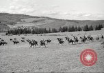 Image of 1st Cavalry Division Salem Oregon USA, 1942, second 52 stock footage video 65675063118
