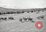 Image of 1st Cavalry Division Salem Oregon USA, 1942, second 56 stock footage video 65675063118
