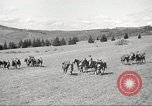 Image of 1st Cavalry Division Salem Oregon USA, 1942, second 57 stock footage video 65675063118