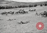 Image of 1st Cavalry Division Salem Oregon USA, 1942, second 60 stock footage video 65675063118