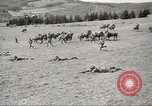 Image of 1st Cavalry Division Salem Oregon USA, 1942, second 61 stock footage video 65675063118