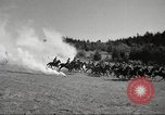 Image of 1st Cavalry Division Salem Oregon USA, 1942, second 14 stock footage video 65675063119