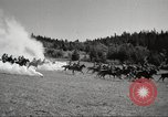 Image of 1st Cavalry Division Salem Oregon USA, 1942, second 15 stock footage video 65675063119