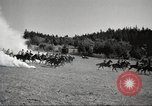 Image of 1st Cavalry Division Salem Oregon USA, 1942, second 16 stock footage video 65675063119