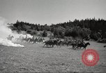 Image of 1st Cavalry Division Salem Oregon USA, 1942, second 17 stock footage video 65675063119
