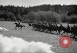Image of 1st Cavalry Division Salem Oregon USA, 1942, second 19 stock footage video 65675063119
