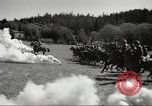 Image of 1st Cavalry Division Salem Oregon USA, 1942, second 20 stock footage video 65675063119
