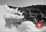 Image of 1st Cavalry Division Salem Oregon USA, 1942, second 21 stock footage video 65675063119