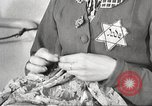 Image of Jews in occupied Poland Dombrowa Poland, 1940, second 44 stock footage video 65675063128