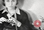 Image of Jews in occupied Poland Dombrowa Poland, 1940, second 59 stock footage video 65675063128