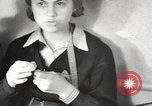 Image of Jews in occupied Poland Dombrowa Poland, 1940, second 60 stock footage video 65675063128