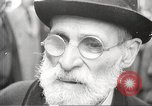 Image of Jews Dombrowa Poland, 1940, second 35 stock footage video 65675063129