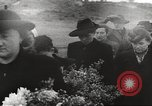 Image of Survivors and perpetrators of Lidice massacre Europe, 1946, second 24 stock footage video 65675063141