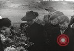 Image of Survivors and perpetrators of Lidice massacre Europe, 1946, second 25 stock footage video 65675063141