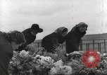 Image of Survivors and perpetrators of Lidice massacre Europe, 1946, second 37 stock footage video 65675063141