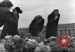 Image of Survivors and perpetrators of Lidice massacre Europe, 1946, second 39 stock footage video 65675063141