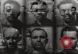 Image of Survivors and perpetrators of Lidice massacre Europe, 1946, second 60 stock footage video 65675063141
