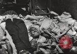 Image of victims of Nazi and Japanese atrocities in World War 2 Europe, 1945, second 8 stock footage video 65675063143