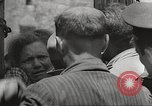 Image of European children and adults scavenge for food and relief after war Europe, 1945, second 50 stock footage video 65675063144