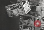 Image of Relief for World War 2 victims Europe, 1946, second 19 stock footage video 65675063146