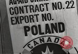 Image of Relief for World War 2 victims Europe, 1946, second 34 stock footage video 65675063146