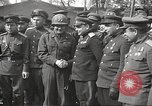 Image of officials meet Torgau Germany, 1945, second 5 stock footage video 65675063152