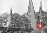 Image of officials meet Torgau Germany, 1945, second 14 stock footage video 65675063152
